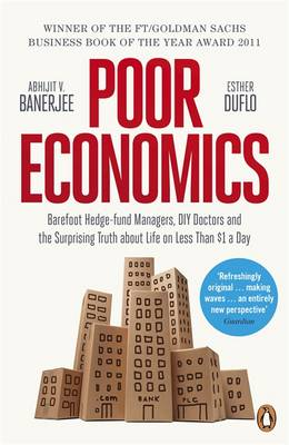 Poor Economics: Barefoot Hedge-fund Managers, DIY Doctors and the Surprising Truth About Life on Less Than $1 a Day (Paperback)