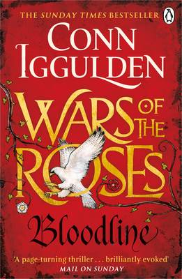 Cover Bloodline - The Wars of the Roses Book 3
