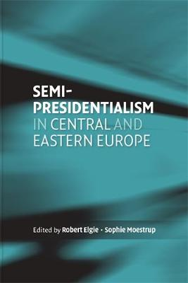 Semi-presidentialism in Central and Eastern Europe - Perspectives on Democratic Practice (Hardback)