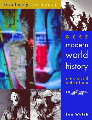 GCSE Modern World History - History in Focus (Paperback)