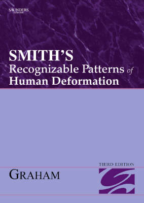 Smith's Recognizable Patterns of Human Deformation (Hardback)
