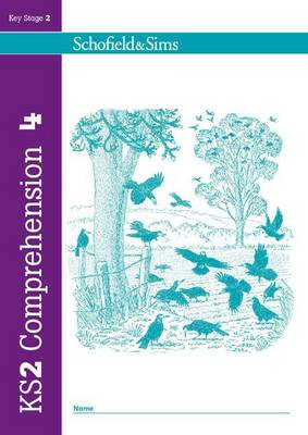 KS2 Comprehension Book 4 (Paperback)