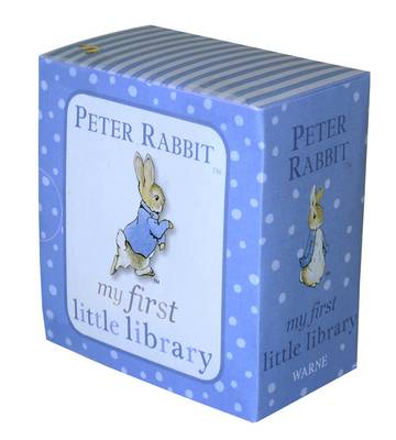Peter Rabbit My First Little Library: My First Little Library - PR Baby Books (Board book)