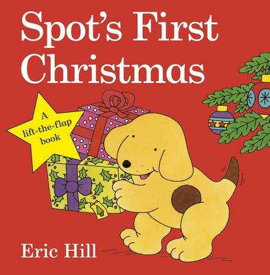 Spot's First Christmas (Board book)