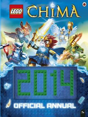LEGO Legends of Chima Official Annual 2014 (Hardback)