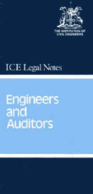 Engineers and Auditors: Joint Statement (Paperback)
