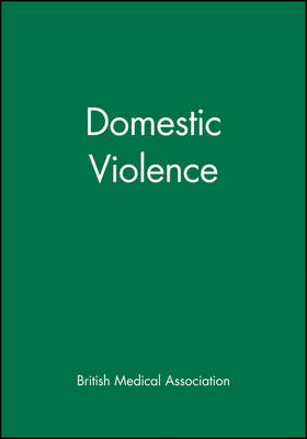 Domestic Violence: A Health Care Issue? (Paperback)