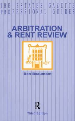 Arbitration and Rent Review (Paperback)