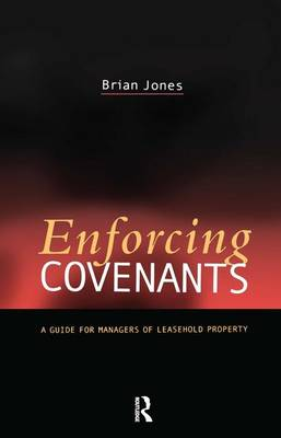 Enforcing Covenants: A Property Manager's Guide (Paperback)
