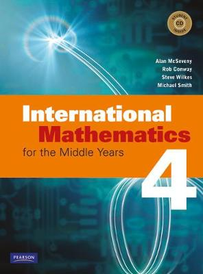 International Mathematics 4 for the Middle Years: Coursebook (Mixed media product)