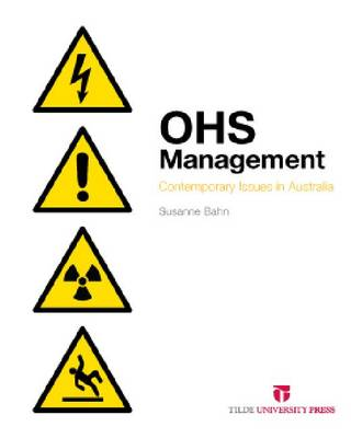 OHS Management: Contemporary Issues in Australia (Paperback)