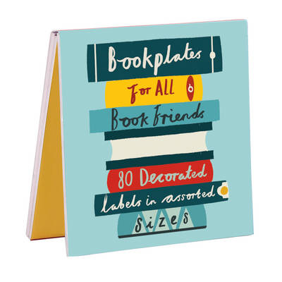 Book Friends Book of Labels (Stickers)
