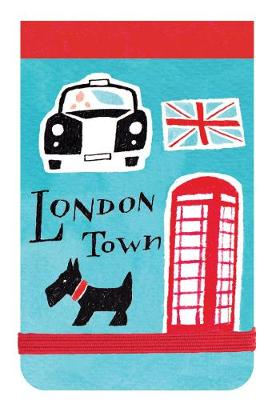 London Town Mini Sticky Notes (Stickers)