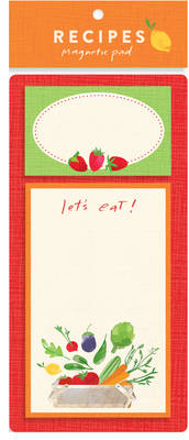 My Recipes Magnetic Pad (Other printed item)