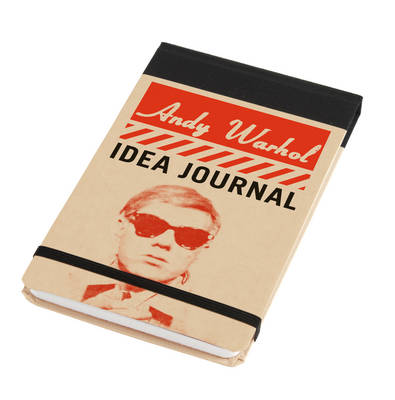 Andy Warhol Idea Journal: Specialty Journal - Warhol (Notebook / blank book)