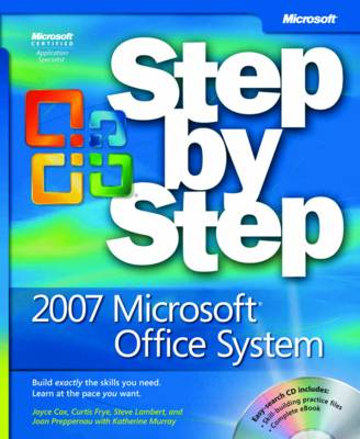 The 2007 Microsoft Office System Step by Step (Paperback)