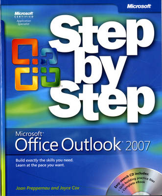 Microsoft Office Outlook 2007 Step-by-Step (Mixed media product)