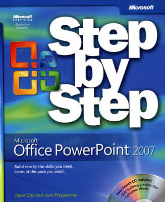 Microsoft Office PowerPoint 2007 Step-by-Step (Mixed media product)