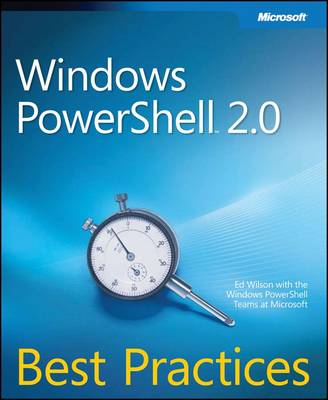Windows PowerShell 2.0 Best Practices (Mixed media product)