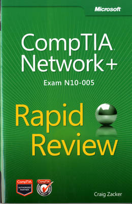 CompTIA Network+ Rapid Review (Exam N10-005) (Paperback)
