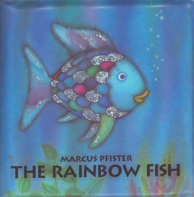 The Rainbow Fish Bath Book (Other book format)