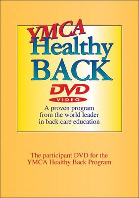 YMCA Healthy Back (DVD)
