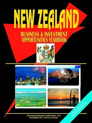 New Zealand Business & Investment Opportunities Yearbook (Paperback)
