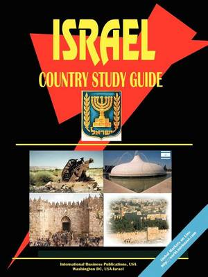 Israel Country Study Guide (Paperback)