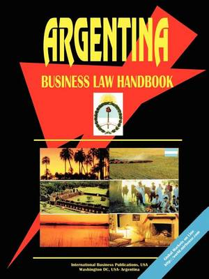 Argentina Business Law Handbook (Paperback)