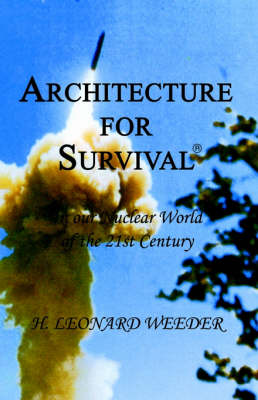 Architecture for Survival/Afs (Paperback)