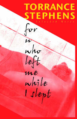 For U Who Left Me While I Slept (Paperback)