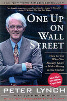 One Up on Wall Street (Paperback)