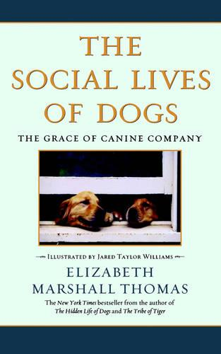 Social Lives of Dogs (Paperback)