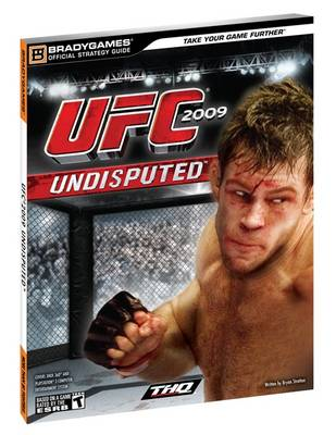 UFC 2009 Undisputed Official Strategy Guide (Paperback)