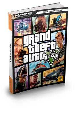 Grand Theft Auto V Signature Series Strategy Guide (Paperback)