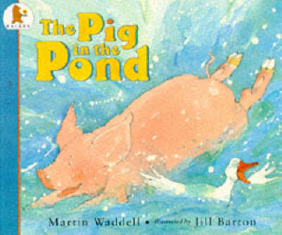 The Pig in the Pond (Big book)