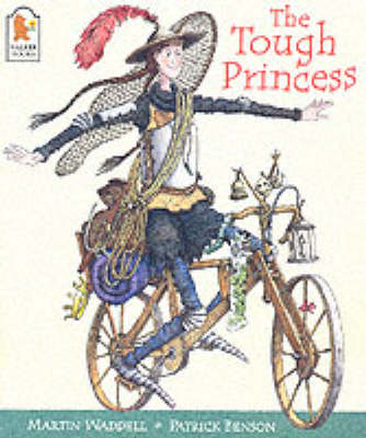 The Tough Princess (Paperback)