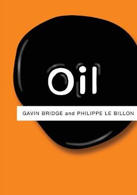 Oil - Polity Resources Series (Paperback)