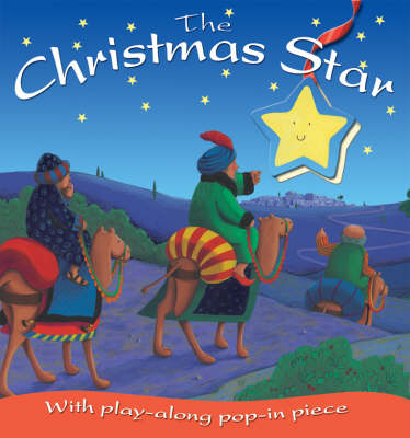 The Christmas Star: With Play-along Pop-in Piece - Look & Play (Novelty book)