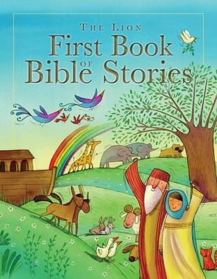 The Lion First Book of Bible Stories - The Lion First Book (Hardback)
