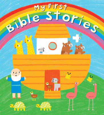 My First Bible Stories (Hardback)