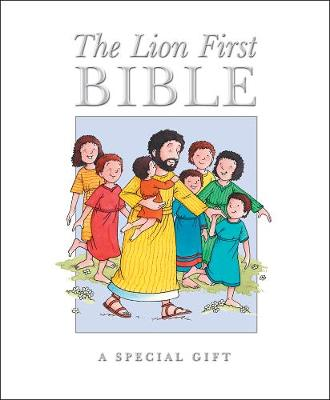 The Lion First Bible: A Special Gift (Hardback)