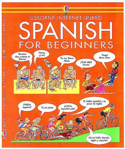 Spanish for Beginners - Language Guides (Paperback)
