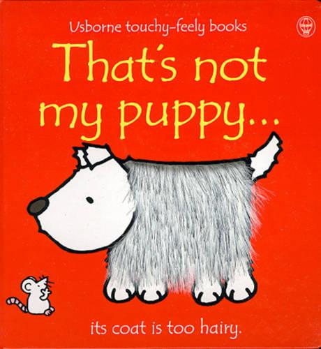 That's Not My Puppy - That's Not My... (Board book)