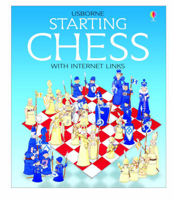 Starting Chess - Usborne First Skills (Paperback)