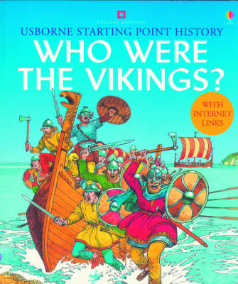 Who Were the Vikings? - Starting Point History (Paperback)