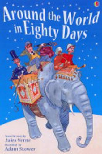 Around the World in Eighty Days - Young Reading Series Two (Hardback)