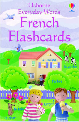Everyday Words in French (Cards)