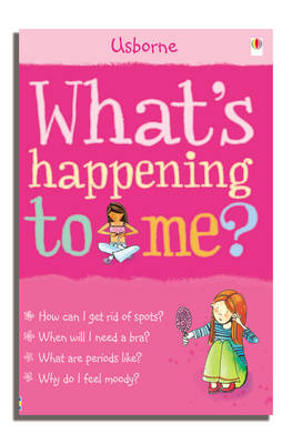 What's Happening to Me? - What's Happening? (Paperback)