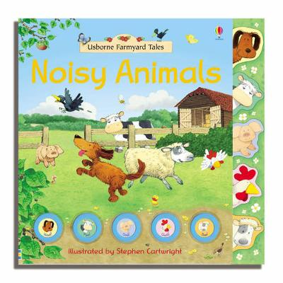Noisy Animals - Farmyard Tales (Hardback)